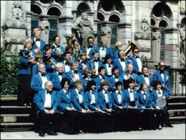 Early Pomona Concert Band